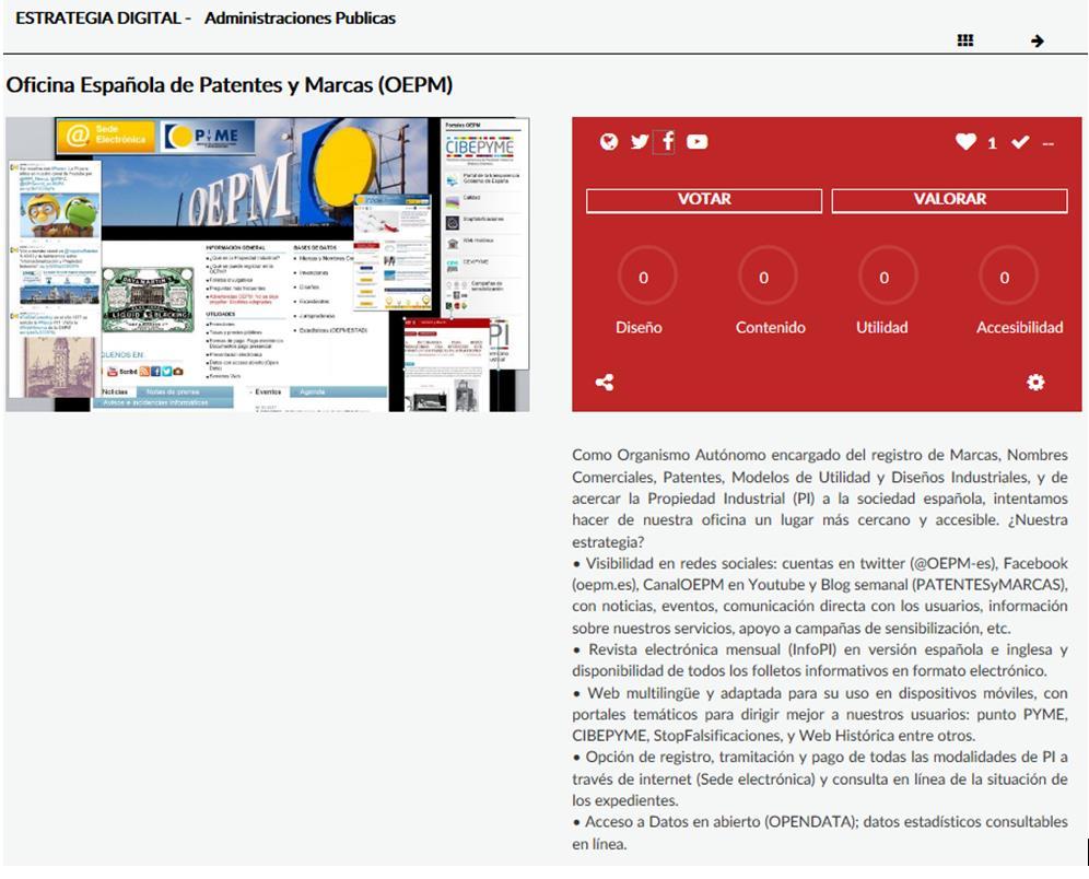 Oficina espa ola de patentes y marcas pmebri buruz - Oficina patentes y marcas ...