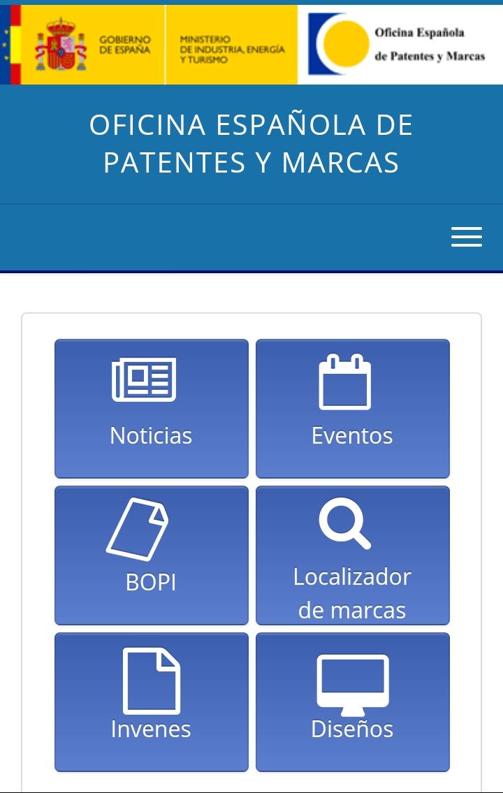 oficina espa ola de patentes y marcas sobre la oepm